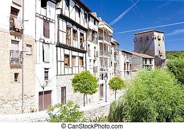 Covarrubias, Castile and Leon, Spain