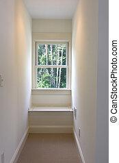 cove and window