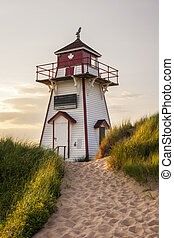 Covehead Harbour Lighthouse, PEI