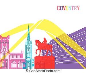 Coventry skyline pop