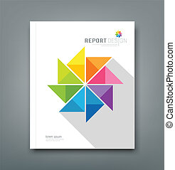 Cover Annual report orful windmill - Cover Annual report,...