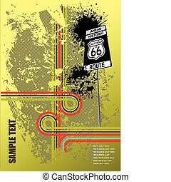Cover for brochure with junction i