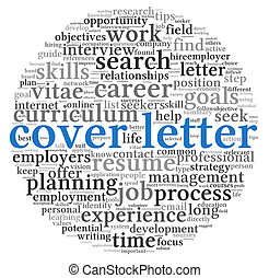 Cover letter concept