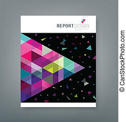 Cover report triangle geometry