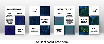 cover., template., conception, populaire, suminagas, résumé