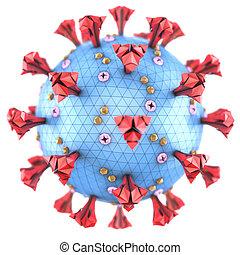 Covid-19 Coronavirus Respiratory Infections Viruses Mutation
