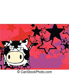 cow ball cartoon background8 - cow ball cartoon background ...