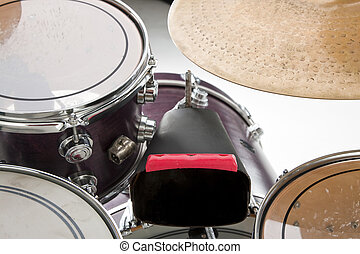 Cow Bell and Drums