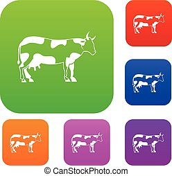 Cow set collection