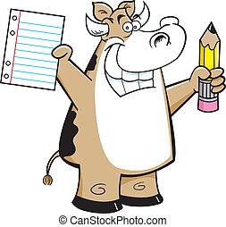 Cow Student