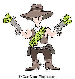 Cowboy Cash