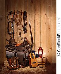 cowboy, destillationsapparat liv