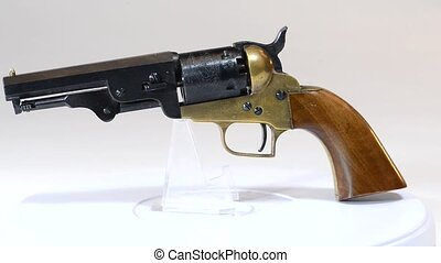 Cowboy Pistol.