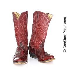 boots - Cowboy's boots