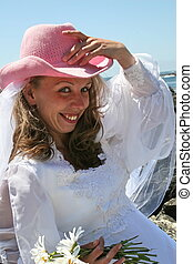 cowgirl, bride3