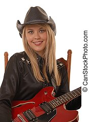 Cowgirl Musician 3