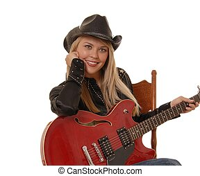 Cowgirl Musician 7