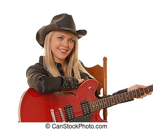 Cowgirl Musician