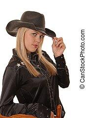 Cowgirl Three