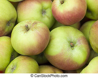 cox, pommes