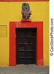 Coyoacan, Mexico, Mexico D.F