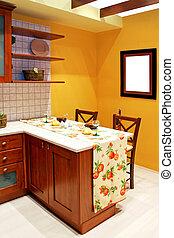 cozinha, barzinhos, país