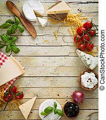 cozinhar, italiano
