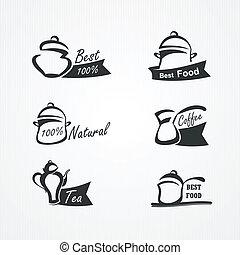cozinhar, símbolos