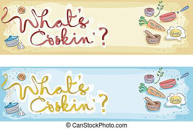 cozinhar, whats