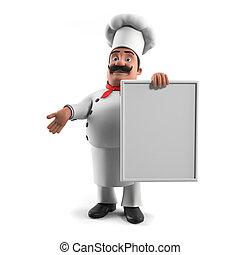 cozinheiro, cozinha