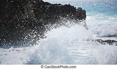 Cozumel Wave Spray