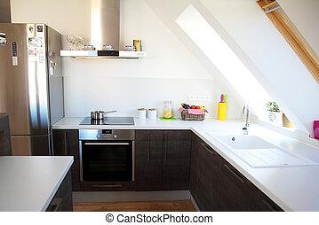 cozy, keuken