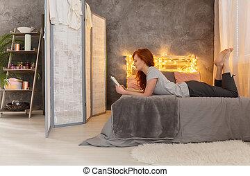 Cozy simple loft