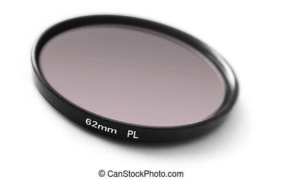 CPL photo lense filter