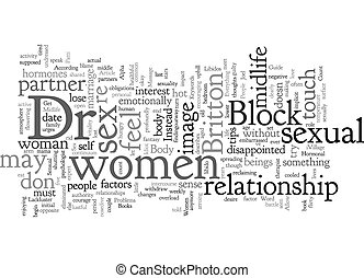 CPR for Lackluster Libidos in Midlife text background wordcloud concept