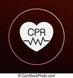 cpr, icona