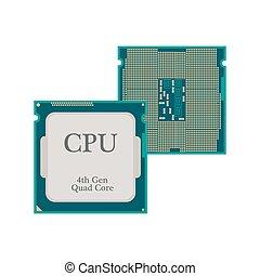 CPU Processor icon