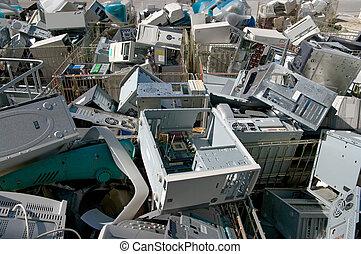 cpu, reciclagem
