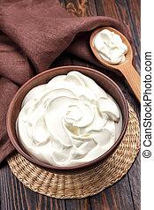 crème aigre
