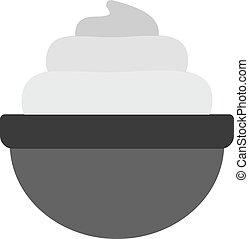 crème fouet
