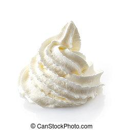 crème fouettée