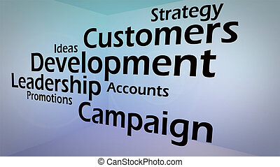 créatif, image, de, développement affaires, concept