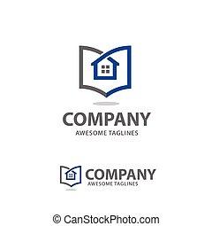 créatif, liste, maison, vente