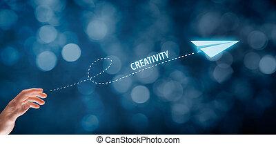créativité, amélioration