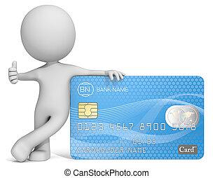crédit, card.