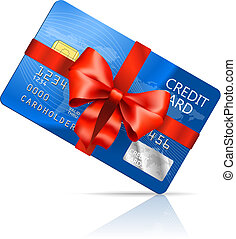 crédit, carte don