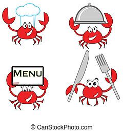 crab cook