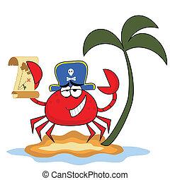 Crab pirate