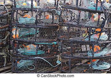 Crab Traps 1