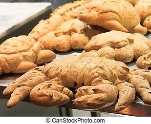 Crabby Bread